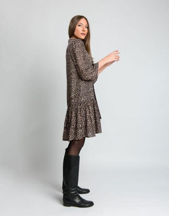 Φόρεμα leopard